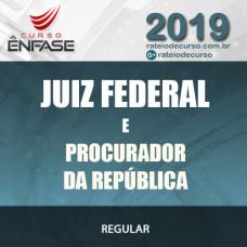 Juiz Federal e MPF - Ênfase 2019