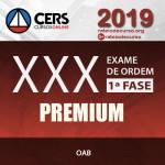 OAB 1ª FASE XXX (30) EXAME DE ORDEM - PREMIUM - 1ª FASE CERS