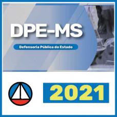 DPE MS - Defensoria Pública do Estado - Pós Edital