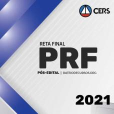 PRF - RETA FINAL PARA POLÍCIA RODOVIÁRIA FEDERAL - CERS