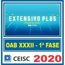 OAB 1 FASE XXXII (EXTENSIVO PLUS) - (CSC)