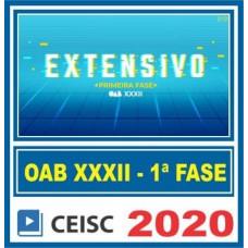 OAB 1 FASE XXXII (EXTENSIVO TEORICO) - (CSC)