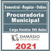 Procuradoria Municipal Teoria + Prática 2021