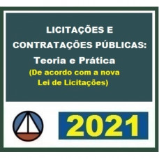 Licitações e Contratações Públicas  CERS 2021