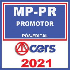 MPPR - Promotor de Justiça - Reta Final 2021