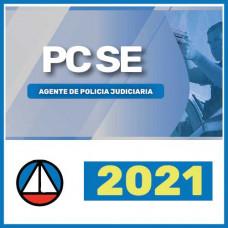 PC SE Agente de Polícia Judiciária Pós Edital - CERS 2021