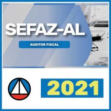 SEFAZ-AL Auditor Fiscal - 2021 (C)