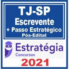 TJ SP Escrevente Judiciário + Passo 2021 Pós-Edital | E
