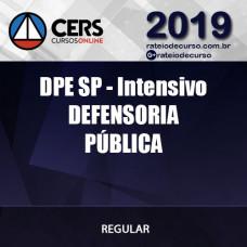 DPE SP DEFENSORIA PÚBLICA - Método de Aprovação - Curso Intensivo - CERS 2019