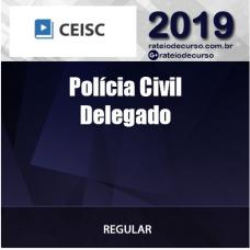 Polícia Civil - Delegado - Ceisc 2019