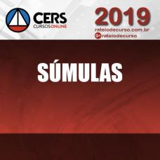 Súmulas - Cers 2019
