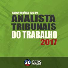 Analista de Tribunais Do Trabalho - 2017