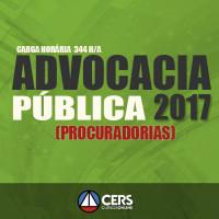 Curso Para Advocacia Pública (Procuradorias) 2017