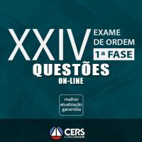 OAB XXIV 1ª FASE - RESOLUÇÃO DE QUESTÕES 2017