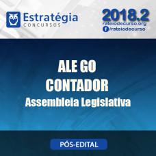 ALE GO - Contador - Pós Edital - Estrategia 2018