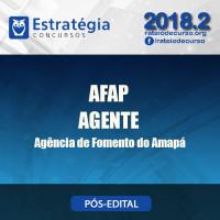 AFAP - Agente - Pós Edital - Estratégia 2018