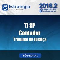 TJ SP - Contador Pós Edital - Estrategia 2018