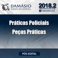 PRÁTICA POLICIAL PEÇAS PRÁTICAS Damásio 2018