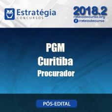 PGM Curitiba - Procurador -  Estratégia 2018