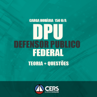 DPU - Defensoria Pública da União - Defensor