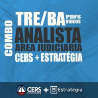 TRE BA 2017 - Combo Promocional ANALISTA JUDICIARIO