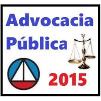 Advocacia Pública CERS - 2015