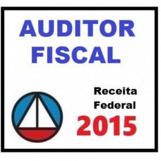 Auditor Fiscal Receita Federal 2015 (AF RFB) CERS