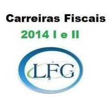 Carreiras Fiscais Módulos I e II - 2014 LFG