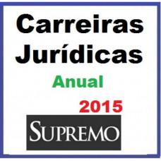 Carreiras Jurídicas Anual 2015 SUPREMO TV