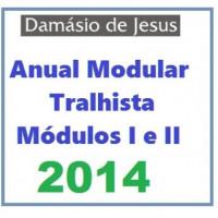 Carreiras Trabalhistas 2014.1 (módulos I e II) TRT/TST Analista e Técnico
