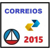 CORREIOS completo Ponto a Ponto - 2015/2016 CARTEIRO e OPERADOR DE TRIAGEM E TRANSBORDO