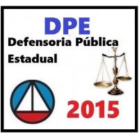 Defensoria Publica Estadual 2015 CERS