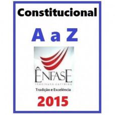 Direito Constitucional e humanas A a Z 2015