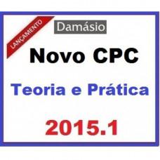 Novo CPC Código de Processo Civil 2015 Teoria e Prática Damásio