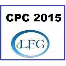 NOVO CPC LFG - Código Processual Civil - 2015 LFG