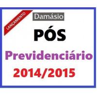 PÓS GRADUAÇÃO - Direito Previdenciário 2014/2015