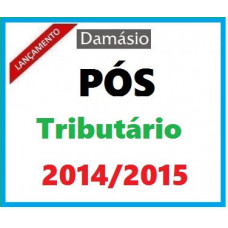 PÓS GRADUAÇÃO - Direito Tributário 2014/2015