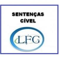 Sentenças Cível - Fase Prática LFG 2014-2015