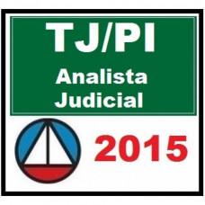 TJ PI (Analista JUDICIAL) CERS