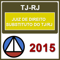 TJ RJ - Juiz de Direito Substituto 2015