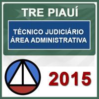 TRE PI (Tribunal Regional Eleitoral do PIAUI) Tecnico Judiciario