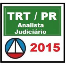 TRT PR (Paraná TRT9) - Analista Judiciário 2015