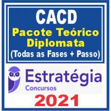 CACD (Diplomata) Todas as Fases – Teórico + Passo Estratégico 2021