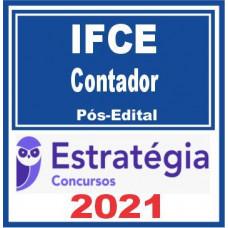 IFCE (Contador) Pós Edital 2021