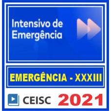 OAB 1 FASE XXXIII 33 (Intensivo de Emergência) - 2021