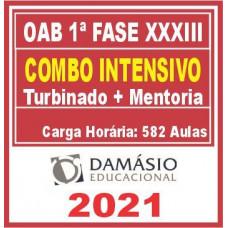 OAB 1ª Fase : OAB 1ª Fase XXXIII (Combo Turbinado) 2021