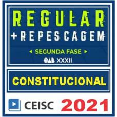 OAB 2ª Fase XXXII (Direito Constitucional) Exame da Ordem - 2021 CEISC