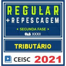 OAB 2ª Fase XXXII (Direito Tributário) Exame da Ordem - 2021