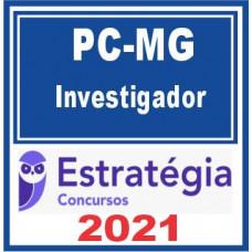 PC MG (Investigador) 2021   E