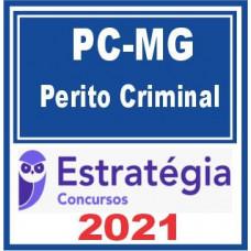 PC MG (Perito Criminal) 2021   E